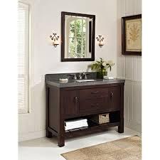 fairmont designs bathroom vanities fairmont designs 48 inch napa open shelf vanity aged cabernet