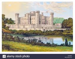 Home James by Eastnor Castle Mock Castle Herefordshire England Stately Home