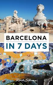 heading to barcelona spain these itineraries will help you plan