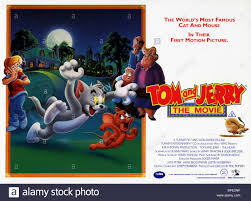 the tom and jerry tom the cat u0026 jerry the mouse tom u0026 jerry the movie 1992 stock