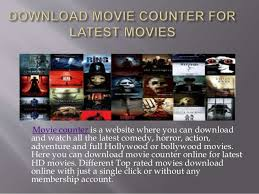 download movie counter for latest movies