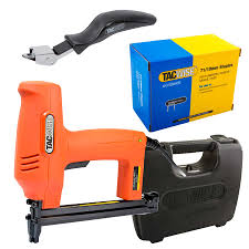 Electric Staple Gun For Upholstery Tacwise 71els Electric Upholstery Stapler Staples U0026 Staple