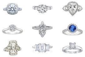 different types of wedding rings different style engagement rings guest post different styles of