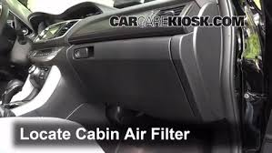 2013 2016 honda accord cabin air filter check 2014 honda accord