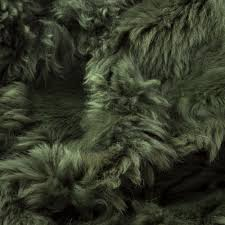 Moss Rug Moss Green Shearling Sheepskin Rug All Sizes From 129