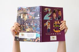 st yearbook with the st augustine s college yearbook coordinator