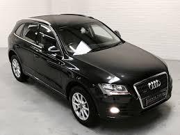 Audi Q5 Black - audi q5 2 0 tdi quattro se dpf 5dr manual for sale in manchester