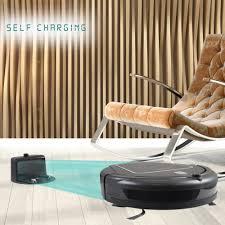 amazon com pureclean robot vacuum cleaner robotic home cleaning