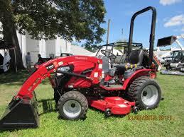 mahindra max 22 tractor w loader and 60