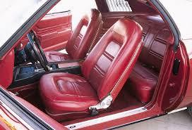 Pontiac Grand Am Interior Parts 1973 Pontiac Grand Am Restoration Rod Network