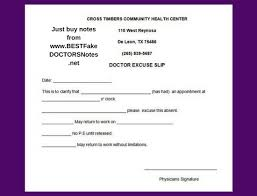 free fake doctors note u2013 why you ought to stay away from utilizing