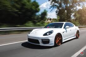 Porsche Panamera Colors - vossen wheels porsche panamera vossen forgedprecision series