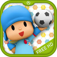 talking pocoyo football hd free app store