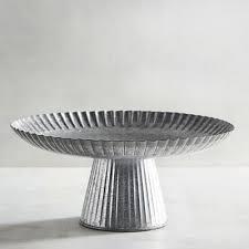 galvanized cake stand galvanized cake stand pier 1 imports