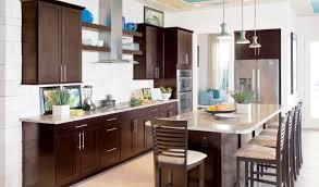 espresso kitchen island be brave to apply espresso kitchen cabinets with granite roy