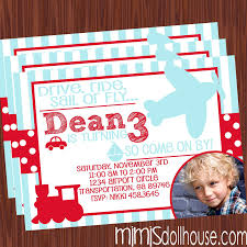 train birthday party invitations alanarasbach com