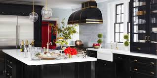 december 2016 january 2017 kitchen of the month sleek black