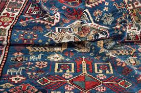 tappeti kazak kazak akstafa caucasico antico cm 333x125 tea tappeti