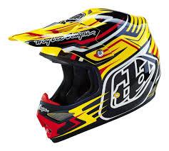 motocross helmet design amazon com troy lee designs air scratch helmet yellow large
