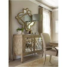 Mirror Sofa Table by 3013 85002 Hooker Furniture Sanctuary Sofa Table