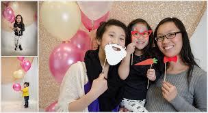 edmonton birthday party events u0026 photo booth