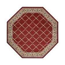 Red Round Rug 6 Ft Square Round Rugs For The Home Jcpenney