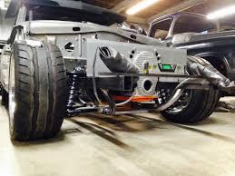 car front suspension bangshift com project violent valiant