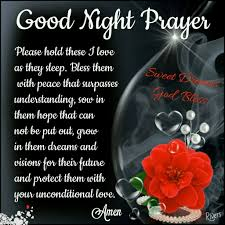 Love Good Night Quotes by Good Night Sister And All Have A Restful Sleep God Bless