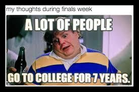 College Finals Meme - best finals week memes her cus