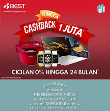 bca aeon cashback promo up to rp 1 000 000 from best denki aeon mall