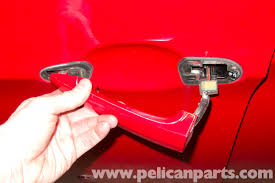 Exterior Car Door Handle Repair Bmw E90 Door Handle Replacement E91 E92 E93 Pelican Parts
