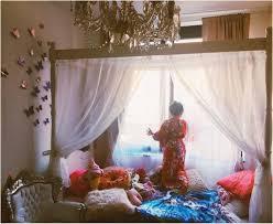 mädchen schlafzimmer schöne himmelbett ideen kinder mädchen schlafzimmer lapazca