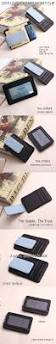 stable slim money clip wallet high quality leather 11street