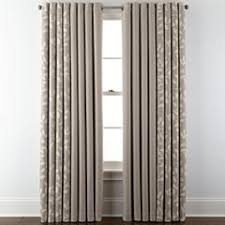 patio door curtains curtains u0026 drapes for window jcpenney