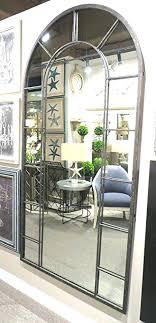 Ideas Design For Arched Window Mirror Window Pane Mirror Hobby Lobby Creative Ideas Window Wall Mirror
