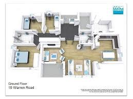 ground floor plan 3d floor plans roomsketcher