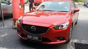 mazda in the new mazda 6 skyactiv launch malaysia hd youtube