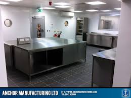 sheffield stainless steel kitchen project anchor manufacturing ltd