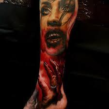 bloody hands vampire tattoo best tattoo ideas gallery