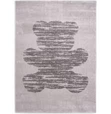 tapis ourson chambre bébé magnifique tapis de chambre pas cher décoration française
