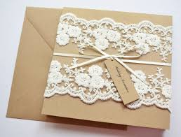 handmade wedding invitations handmade wedding invitations 21 designs that every will