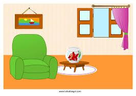 casa disegno casa interno immagine colorata tuttodisegni