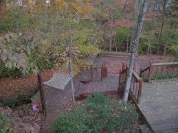 Big Backyard Design Ideas Steep Terrain Beautiful Makeover Hgtv