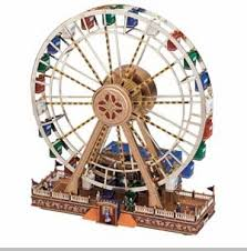 ferris wheel decoration rainforest islands ferry