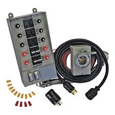 reliance transfer switch kit 10 circuit model 31410crk within