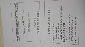 mobile crane operator study material don childers 9780615931715