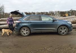 Audi Q5 Dog Guard - ford edge 2017 long term test review by car magazine