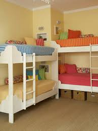 Bunk Bed Decorating Ideas 15 Colorful Kids Bunk Bed Ideas House Design And Decor