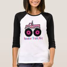 monster truck shirts u0026 shirt designs zazzle