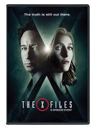 Seeking Season 1 Dvd Release X Files The Event Series 2016 David Duchovny